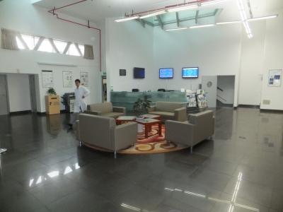 Одна из лабораторий университета