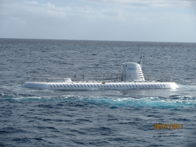 подводная лодка Атлантис