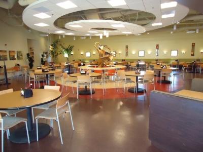 Кафетерий Университета