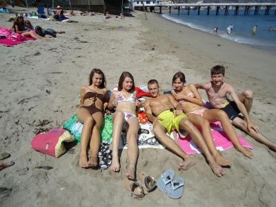 пляжный отдых на Малибу