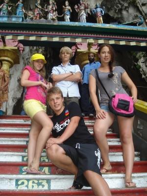 экскурсия в индийский храм Бату
