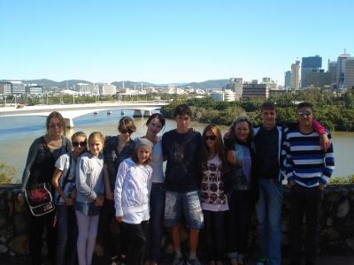 экскурсия в Брисбен