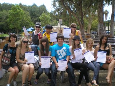 Получение Сертификатов об окончании обучения