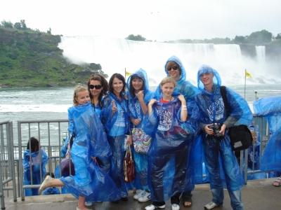 поездка на Ниагарские водопады