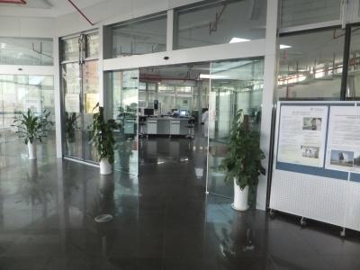 Научная лаборатория факультета гражданского строительства.
