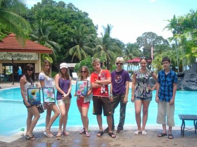 поездка на остров Лангкави